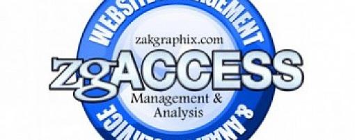zgACCESS Website Management & Analysis Service