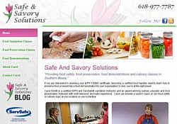 St. Louis Web Design for Culinary Sanitation Specialists