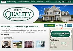St. Louis Web Design for Window & Door Specialists